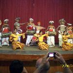 Kandy's cultural dance 1