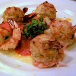 AMAZING crabbed stuffed shrimp