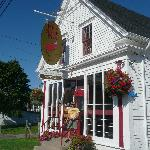 The Red Shoe in Mabou