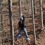 Holler Hoppin' Zip Lines, Brown County, IN