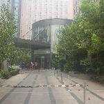 Park Plaza Exterior