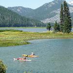Sparks Lake - Kayaks
