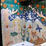 Sonriso Room Garden of Eden Bath