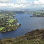Ullswater from hallin Fell 2