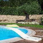piscina villa luna