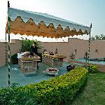In-villa Private spa