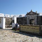 Entrance Fort San Diego
