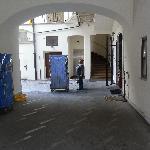 portalon de entrada
