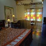 Ein unglaublich exotisches Zimmer