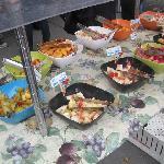 Saturday Farmers Market - free samples!