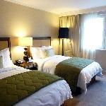 Standard twin room (Barlow room)