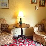 The Waterdine Lounge