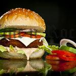 Zinc n Rock Burger