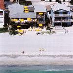 Aerial Photo of Sun Burst Inn
