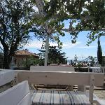dining area / terrace