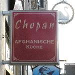 Chopan Sign