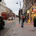 Southhapmton row side walk