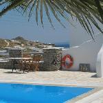 """Paradise Wiev"", Mykonos"