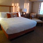 Paradise Suite separate bedroom area
