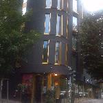 Axel Hotel Exterior