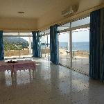 Aphrodite Beach training hall