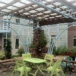 crash pad patio