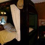 Bed. Sooo nice!