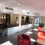IQ Hotel Lobby