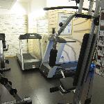 IQ Hotel Exercise Room