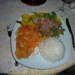 La cuisine de Taciana