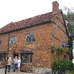 the house of william shakespeare
