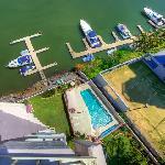 Marina and Pool