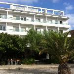Hotel with restaurant