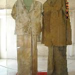 Museo de la Revolución_Ropa de los revolucionarios