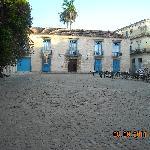 Plaza de la Catedral_Museo de Arte Colonial
