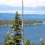 Gorgeous scenery at South Lake Tahoe