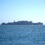 Alcatraz from across the bay