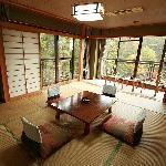 長野県小諸 菱野温泉常盤館本館客室