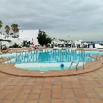 Swimmingpool area