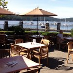 Bedwell Harbour Marina from Poetscove Pub Resturant