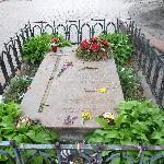 St. Margaret's grave