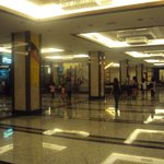 hotel's lobby