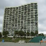 14 Floors of Ocean Front Rooms