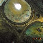 Iglesia y Convento de La Merced_detalle en el techo