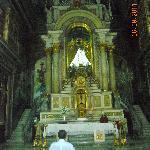 Iglesia y Convento de La Merced_Altar Mayor