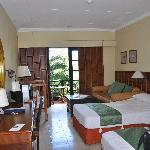 Deluxe Room in Hotel Club Bali Mirage