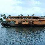 Luxury AC Houseboat