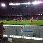 Barca v Athletico Sept 2011