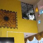 Pared Restaurante. Linda decoración.jpg
