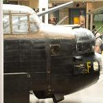 A Lancaster which you can walk through